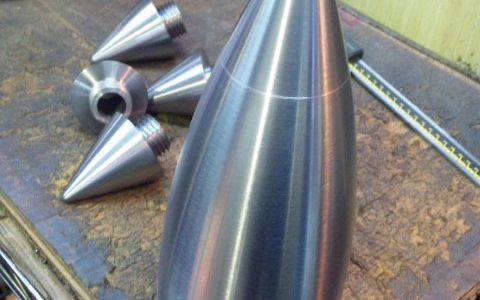 金属部品加工事例